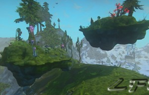 Stream: A quick look at mountain building in Landmark
