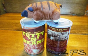 Tutty 'N' Beans — it's what's for dinner