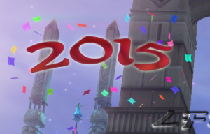 Happy New Year:  Bring on 2015!