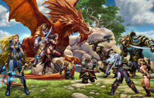 The future of EverQuest Next