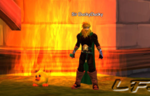 Can you find Sir DuckyDucky in the AQ3D Easter Hunt?