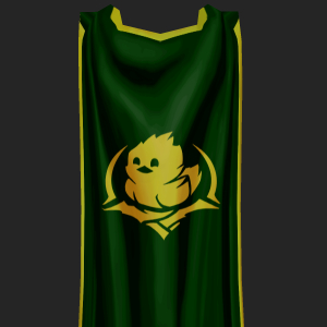 AQ3D cape