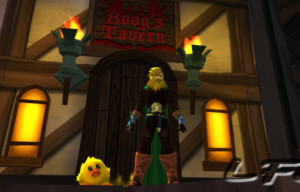 The 2nd Annual Sir DuckyDucky Easter hunt in AQ3D